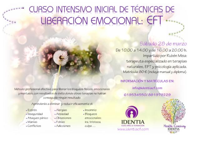 Curso de EFT Identia Coaching