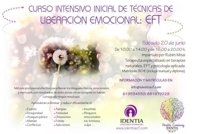 Curso de EFT Rubén Misa